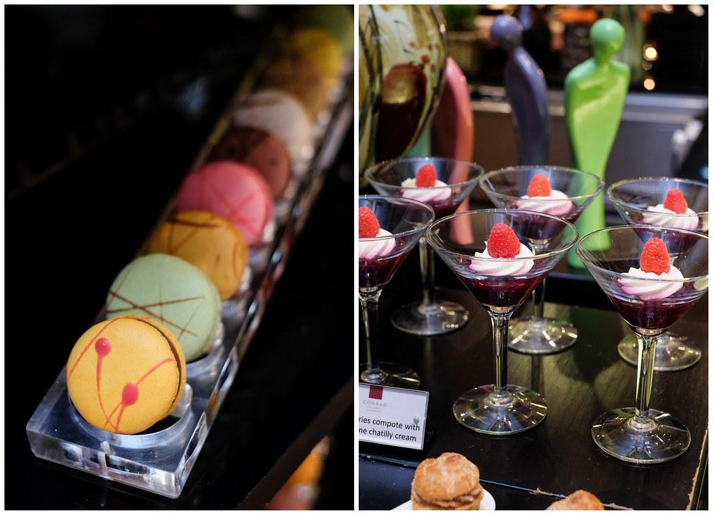 康拉德百年新加坡:甜点