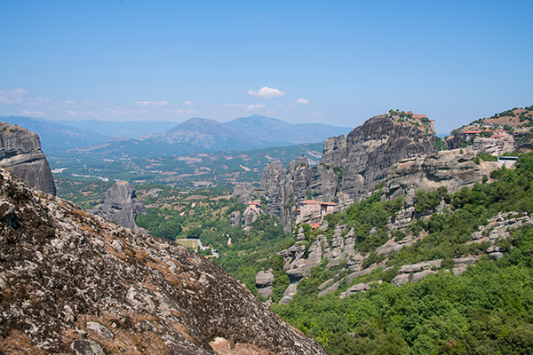 Meteora Grécia