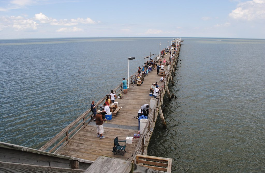 Ocean View Fishing Pier 400 W Ocean View Ave Norfolk