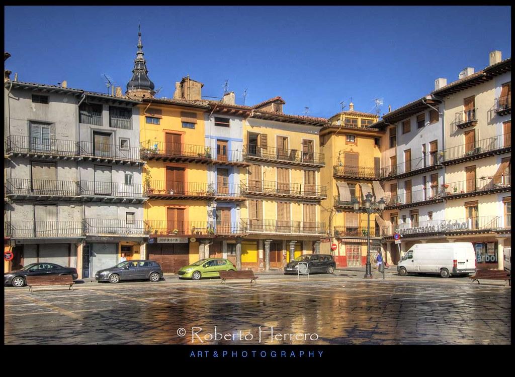 Regando la plaza calatayud view awards count roberto - Roberto herrero ...