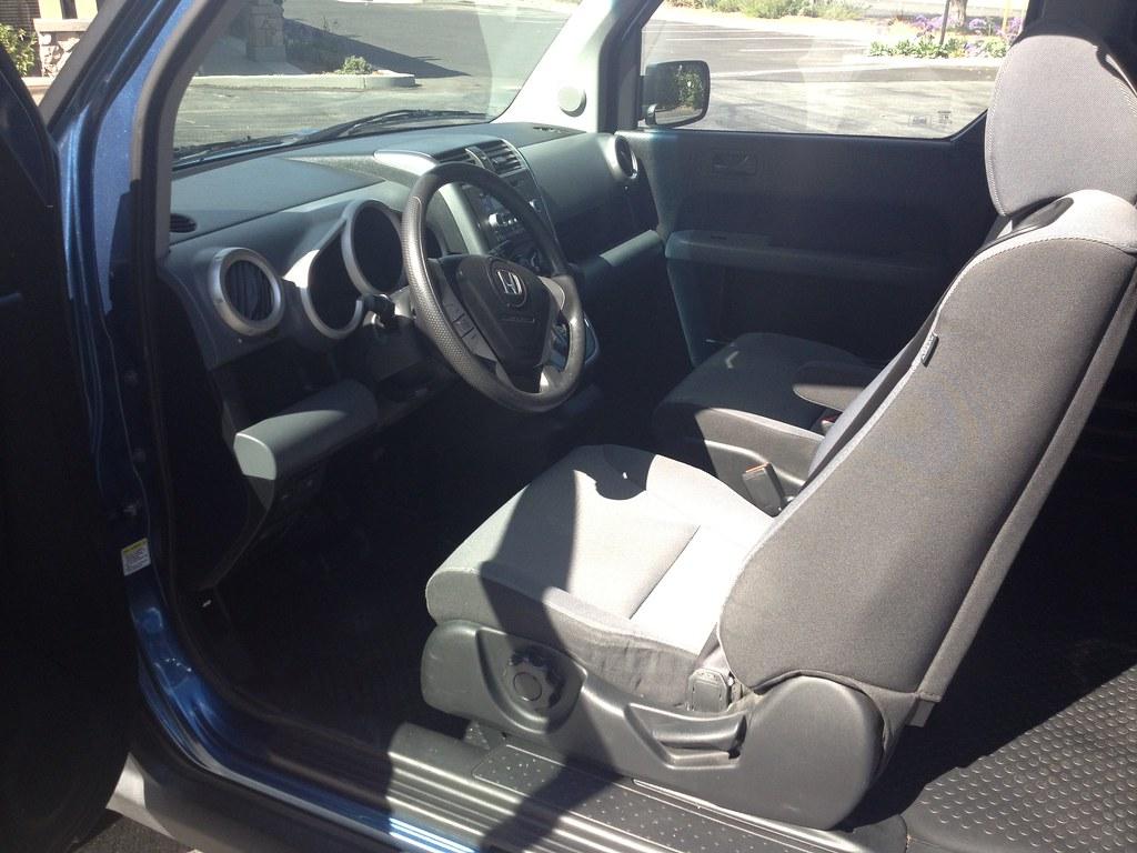 2008 Honda Element Ex Ecamper Clean Interior No Tears