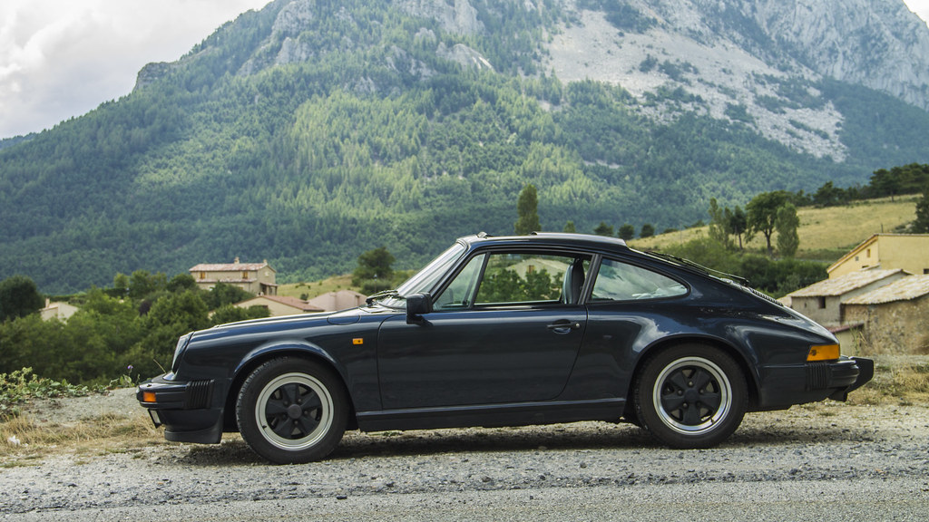 Porsche 911 Carrera 3 2 1988 Cesc Photography Flickr