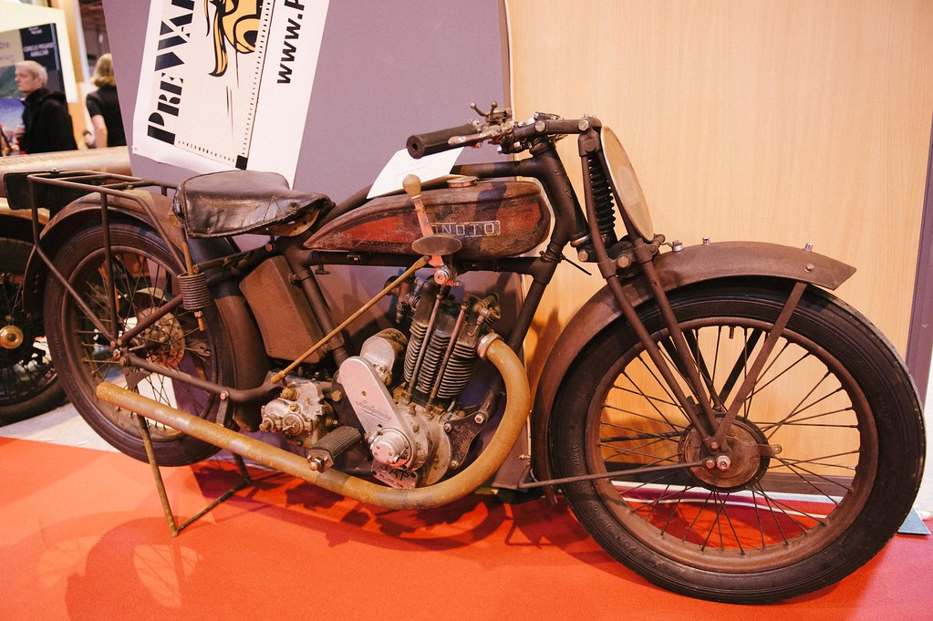 Onoto Motorcycle (JAP Engine) | Amélien Bayle | Flickr