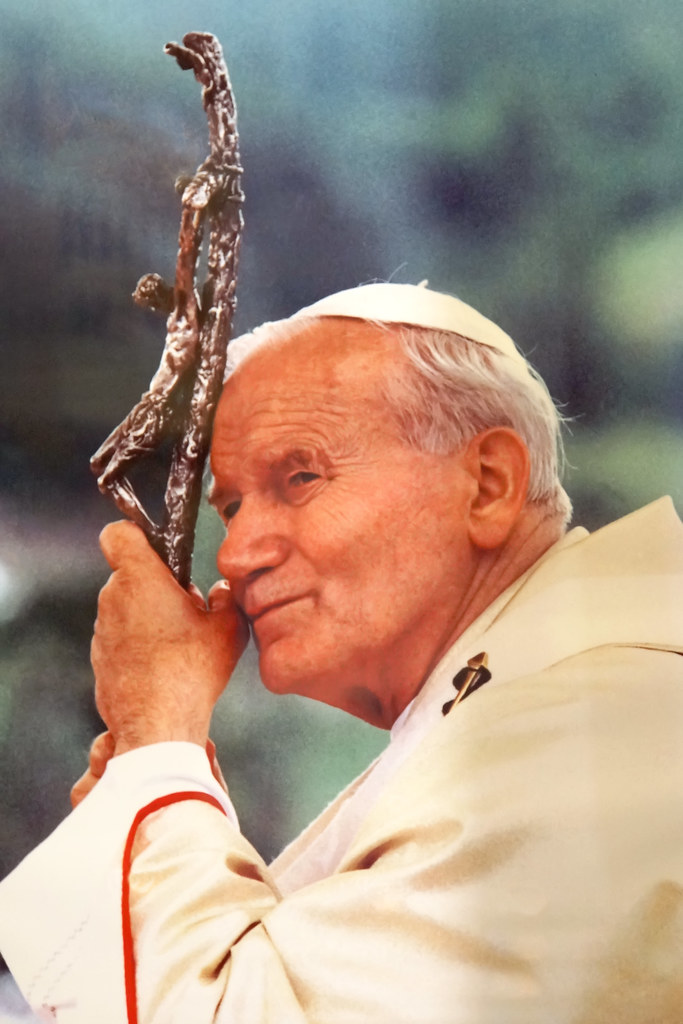 the visit of pope john paul ii to toronto in 2002