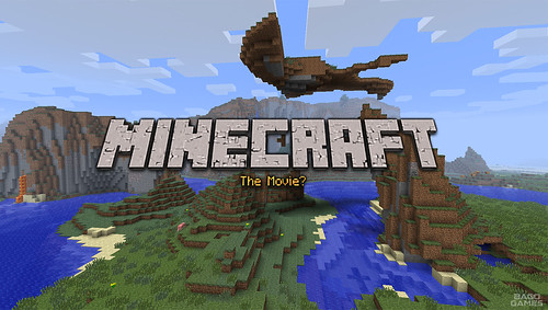 Minecraft Movie in the works at Warner Bros | by BagoGames