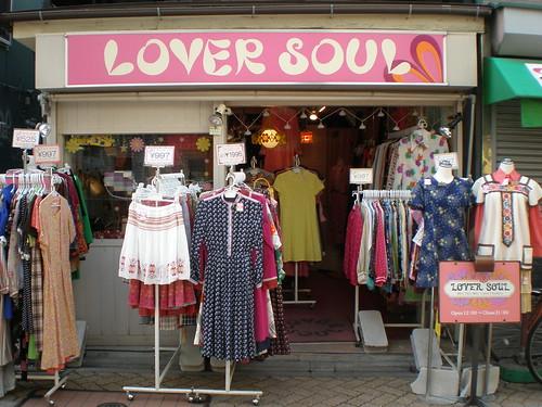 Lover Soul Vintage Shop