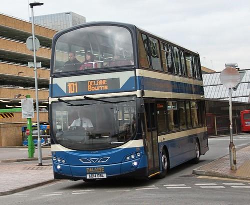 Delaine Buses AD14 DBL, Peterborough (c) Philip Slynn