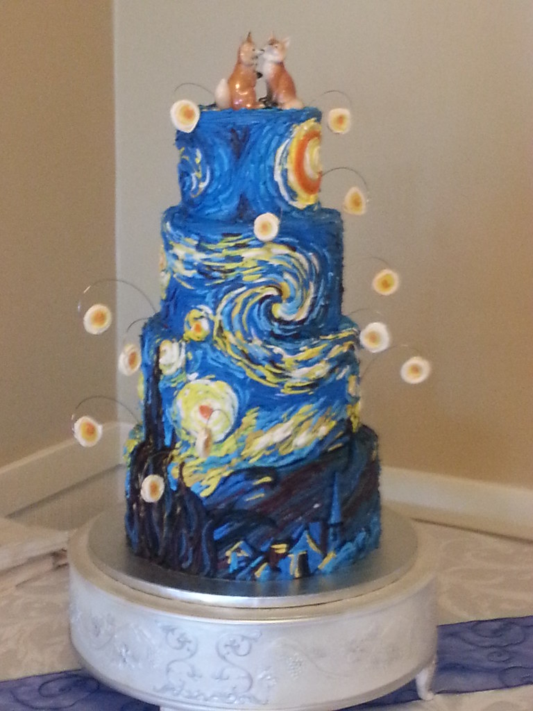 Easy Dr Who Cake