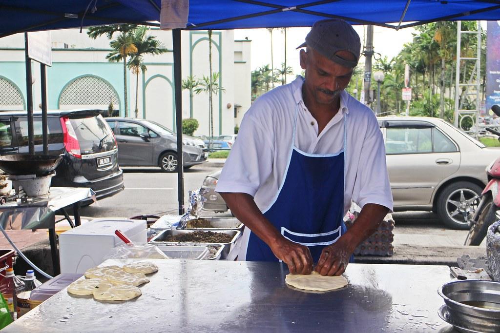 Ramadhan Bazaar: Murtabak