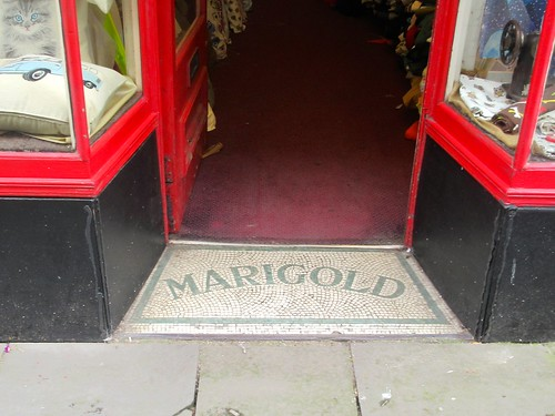 Marigold Mosaic in Bath