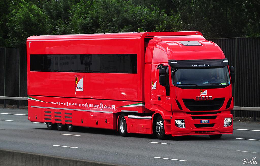 Ferrari Iveco | Balla | Flickr