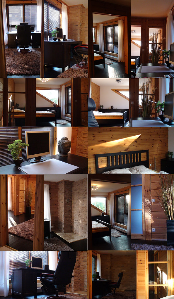 blockhaus schlafen b ro mixweb ein nettes schlafzimmer mi flickr. Black Bedroom Furniture Sets. Home Design Ideas