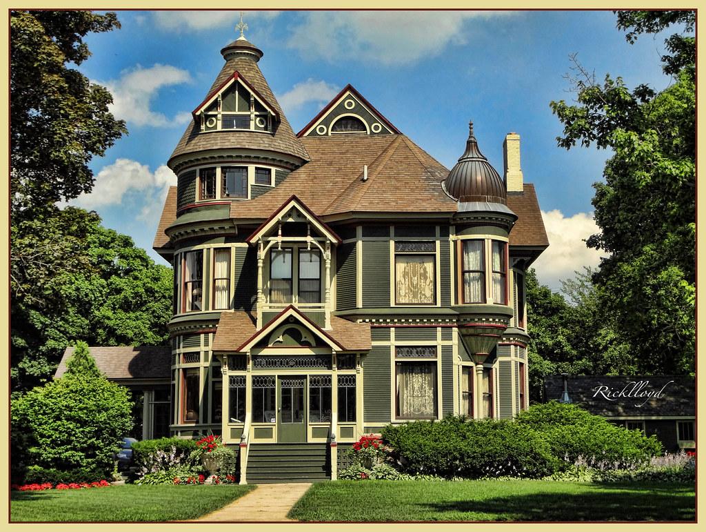 The Secory House Rick Lloyd Flickr