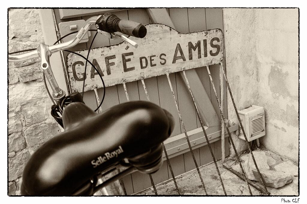 Cafe De Amis Menu