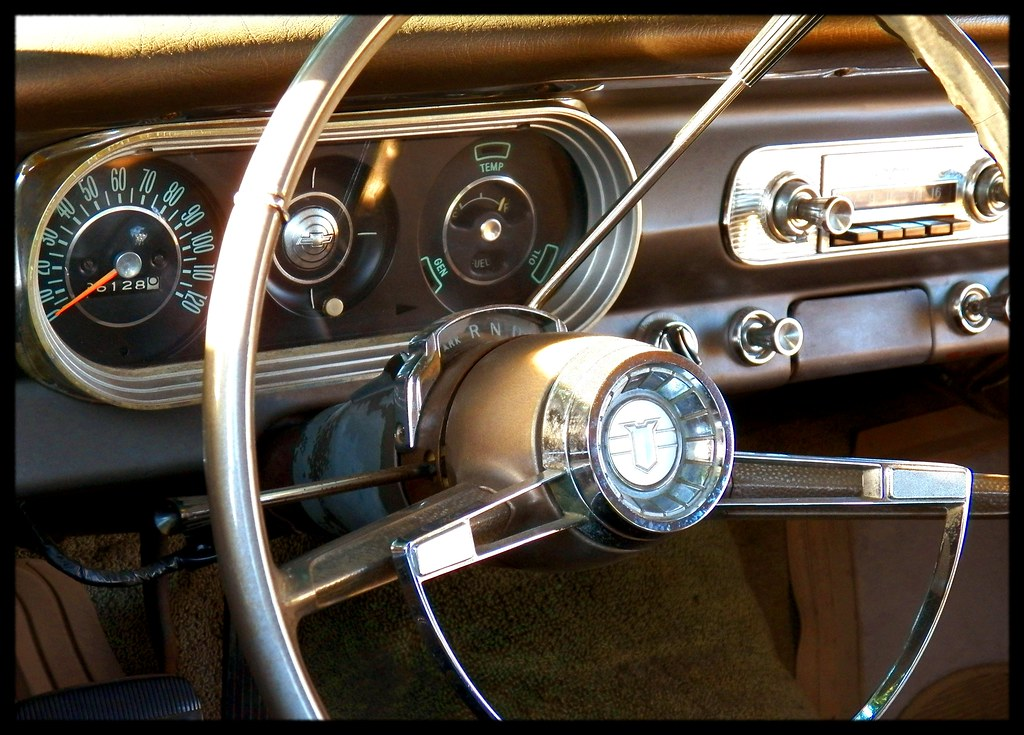 1963 chevy nova dash