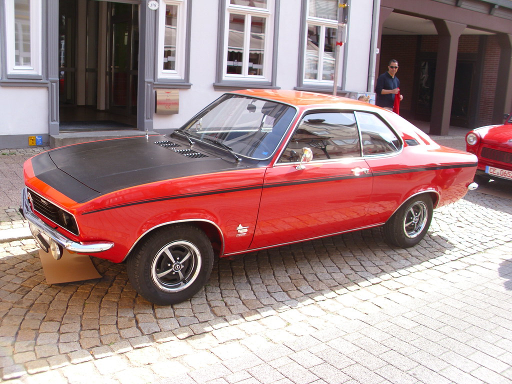 opel manta a sr celle 2013 hog troglodyte flickr. Black Bedroom Furniture Sets. Home Design Ideas