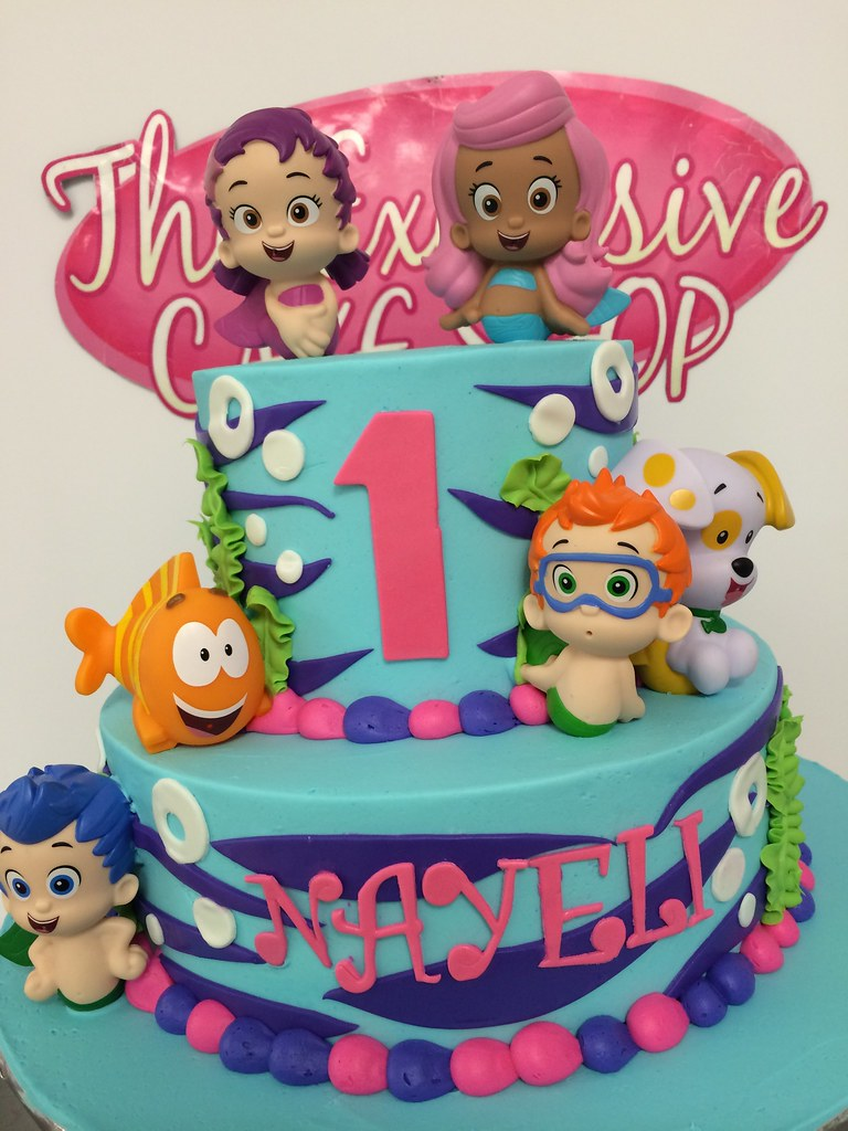 Bubble Guppies Cake Exclusive Cake Shop Flickr