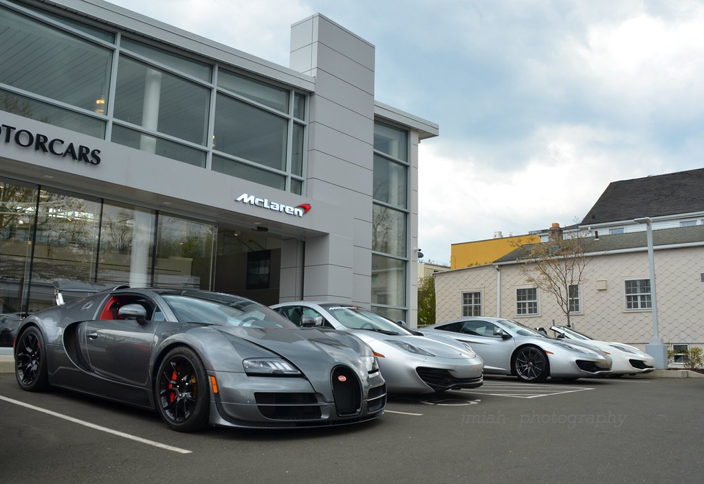 Mclaren Miller Motorcars A Selection Of Cars On