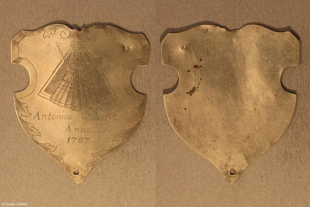 Koenigsschild Flittard von wilant antonius aus dem Jahr 1787