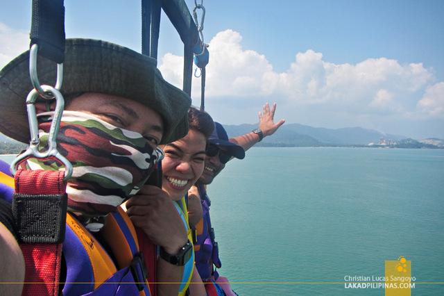 Parasailing Langkawi Malaysia