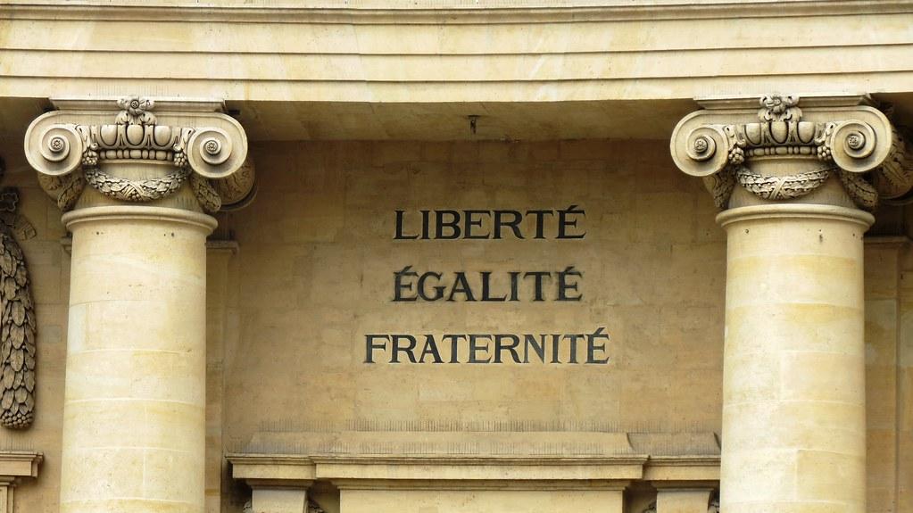 Exceptionnel Liberte Egalite Fraternite Paris | Liberte Egalite Fraternit… | Flickr DZ12