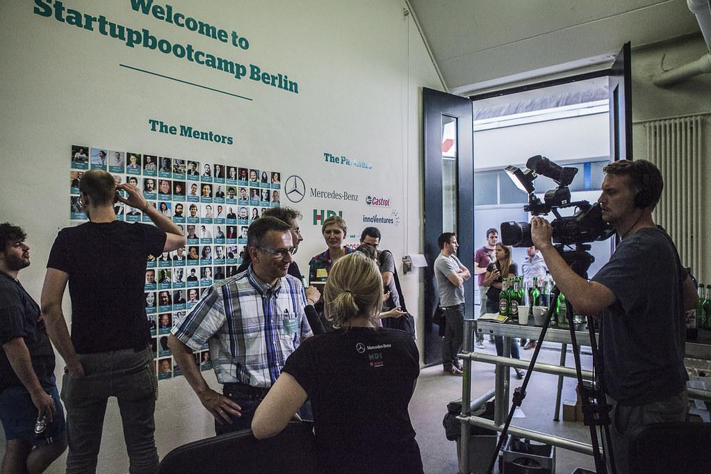 Startup Bootcamp Berlin
