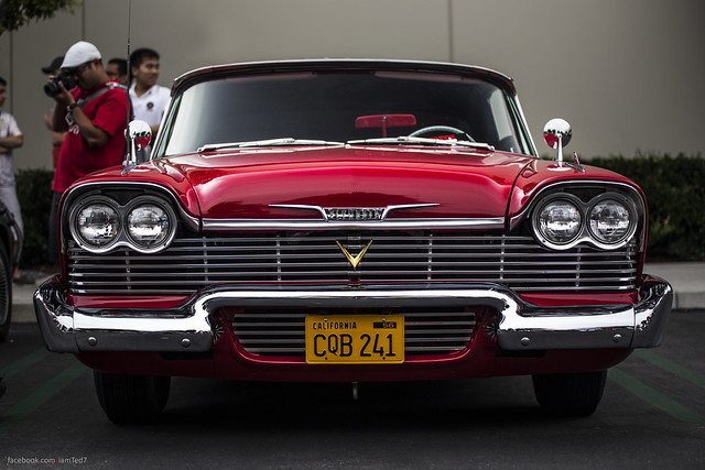Plymouth Fury 1958 That One Played In The Movie Quot Ch
