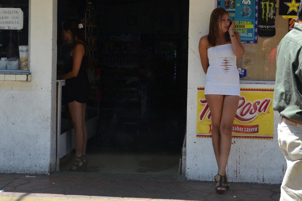 Цена на проституток в мексике