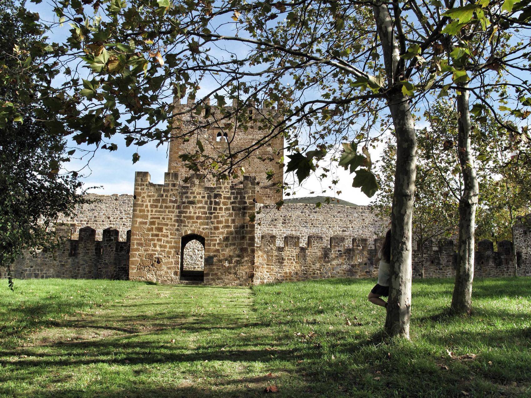 castillo de muñatones_muskiz_reharq
