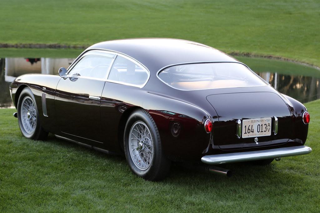 Maserati >> Maserati A6G-54 Zagato 1955 5 | John Wiley | Flickr