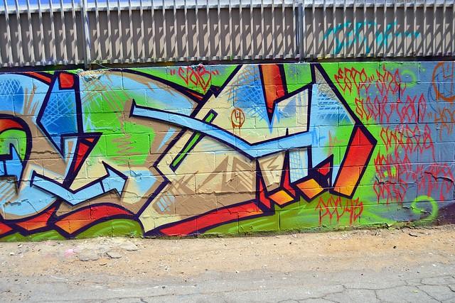 Photo for 18th street gang mural