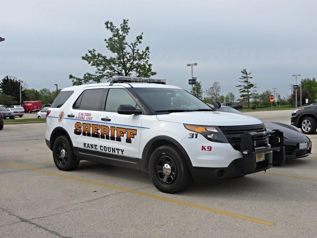 Il Kane County Sheriff S Office 91 K 9 Unit
