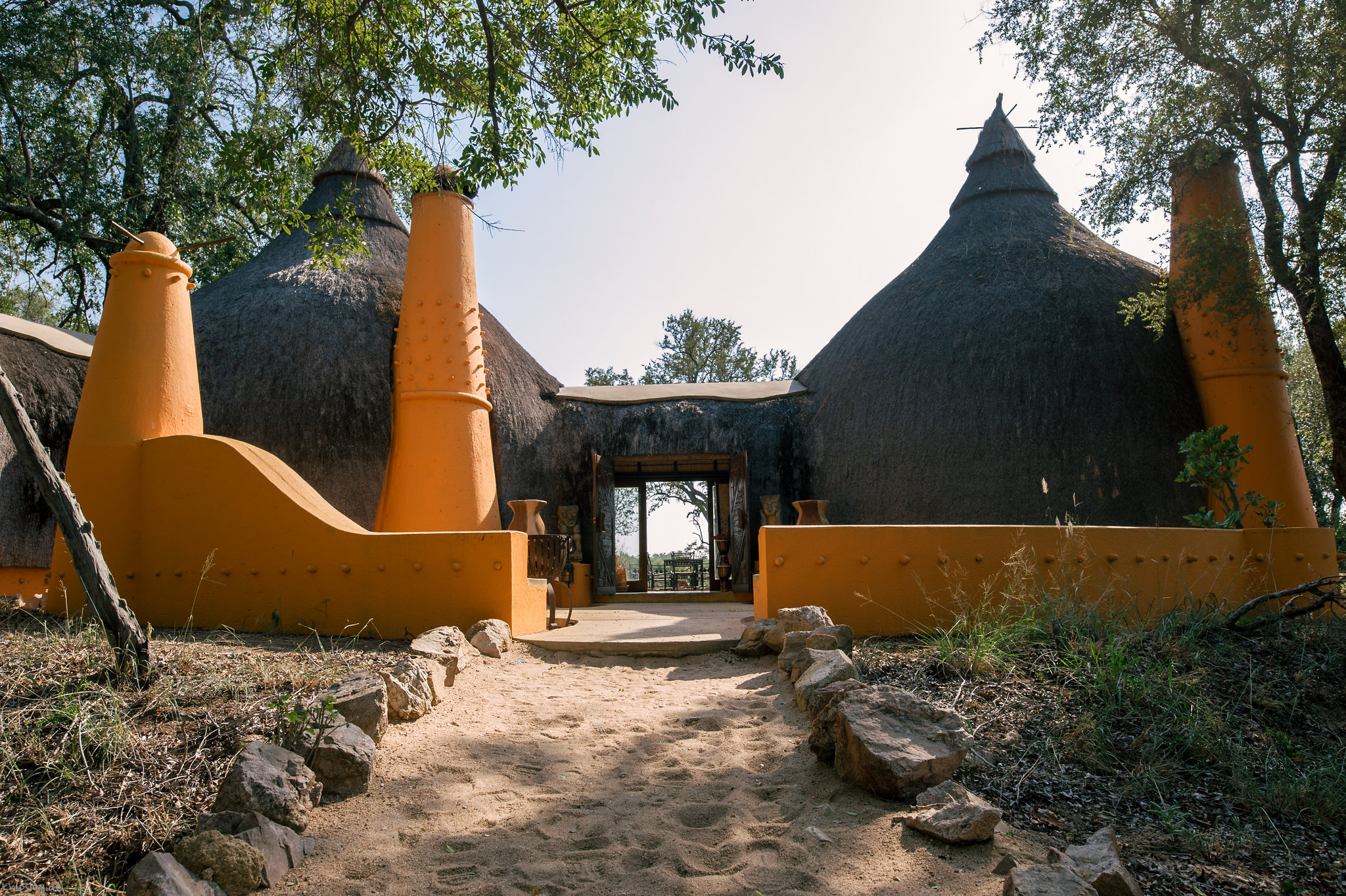 Hoyo Hoyo Lodge