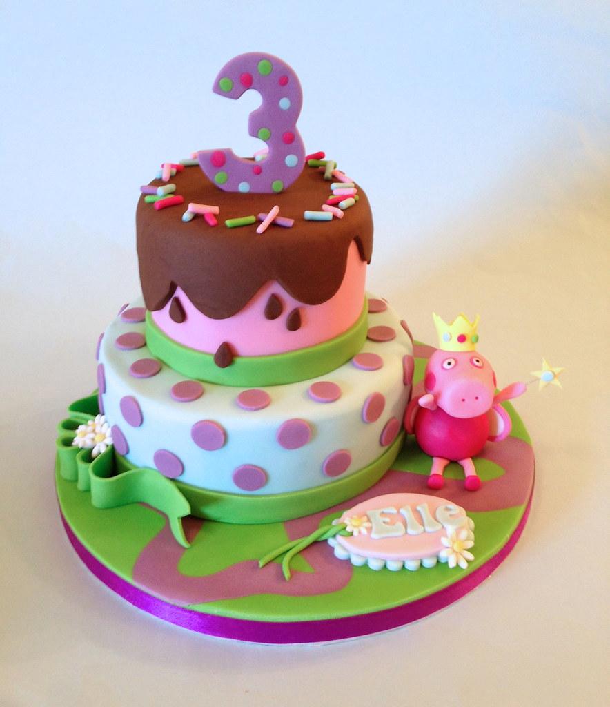 Picnic Birthday Cake Ideas