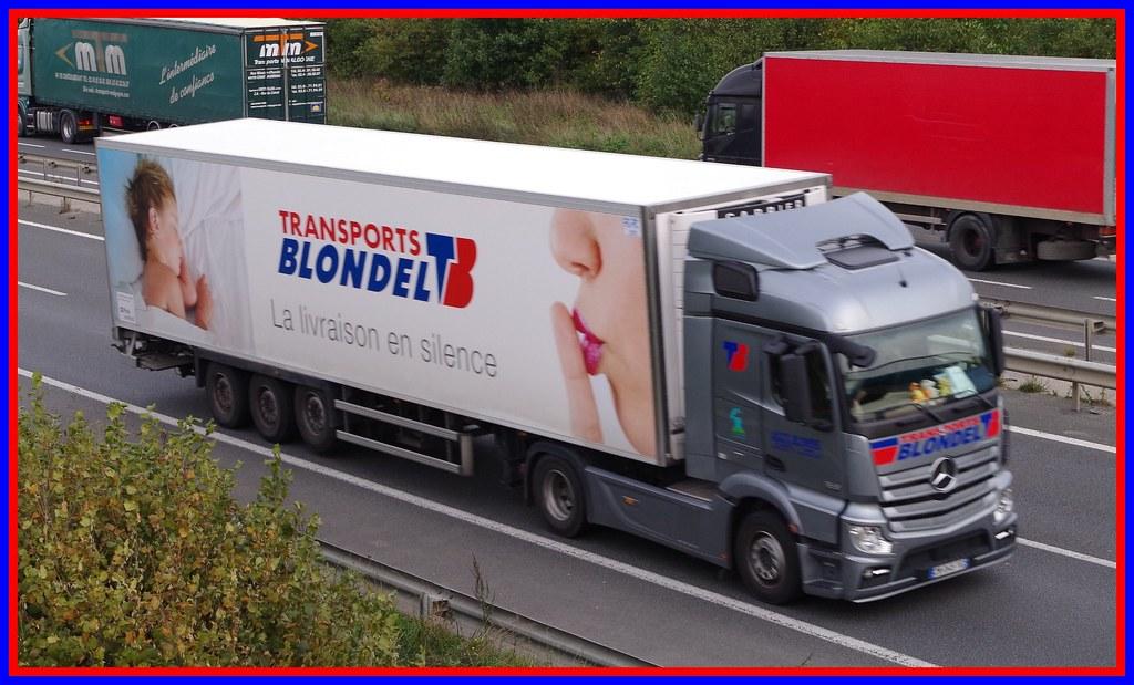 Mercedes antos 1840 transports blondel saint quentin f 0 for Garage mercedes saint quentin 02