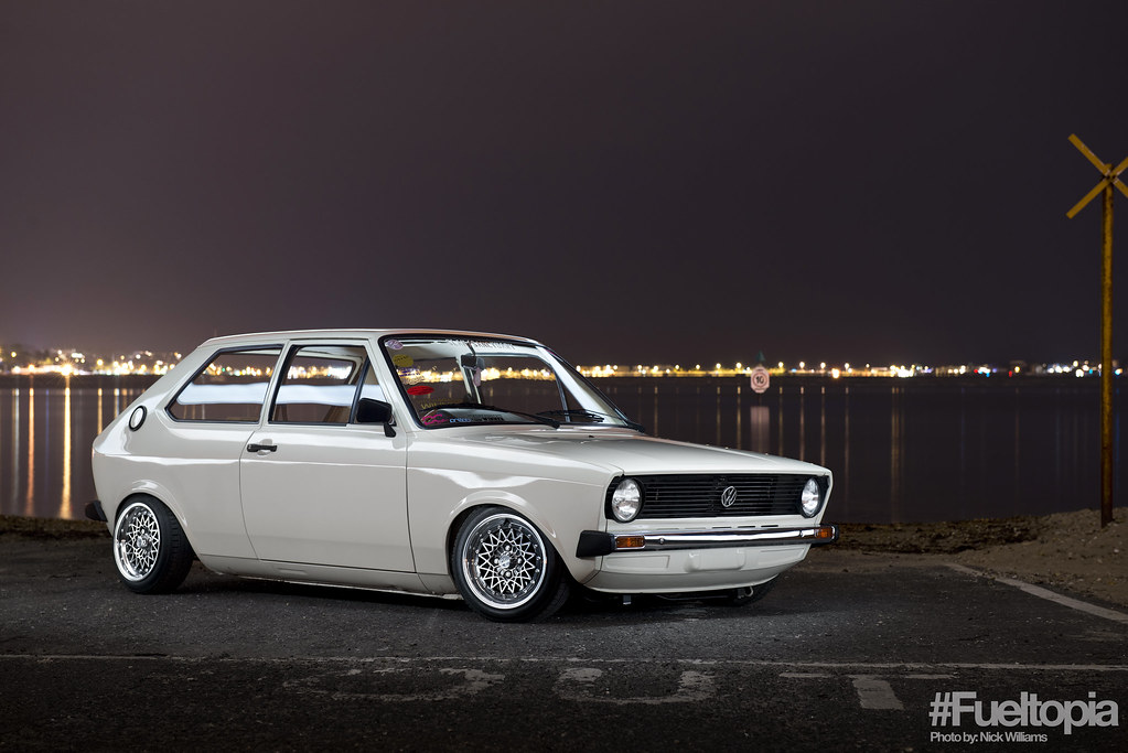 Growing Old With Style Vw Mk1 Polo James Mccaffereys