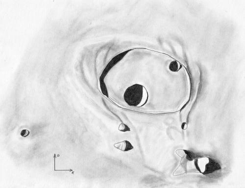 Cassini crater- 2007.09.19. - Bognár Tamás, Zákány