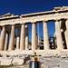 Travels of badger - The Parthenon on the Athenian Acropolis