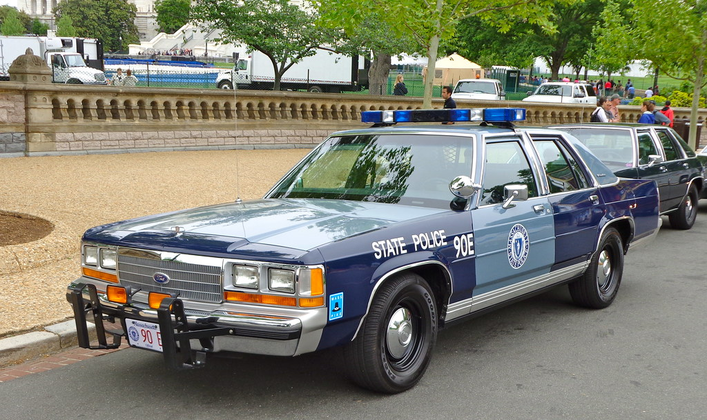 Cop Cars For Sale >> Massachusetts State Police | Massachusetts State Police Ford… | Flickr