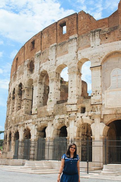 Colosseum wanderings