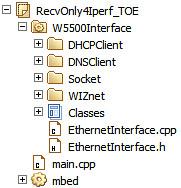 TOE codes
