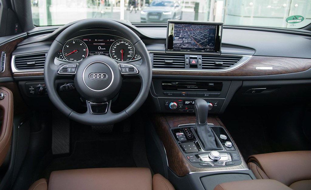 2015 Audi A6 Interior Design 2015 A6 Audi Design