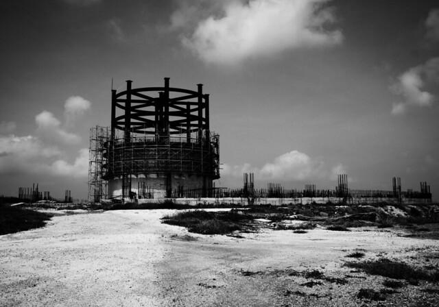 澎湖縣大倉觀光文化園區,攝影:張元綺。來源:《海市蜃樓V》