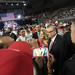 Joe Arpaio with supporters