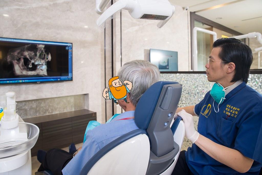 牙周病可以植牙嗎?台南遠東牙醫的植牙新技術-導航植牙 (10)