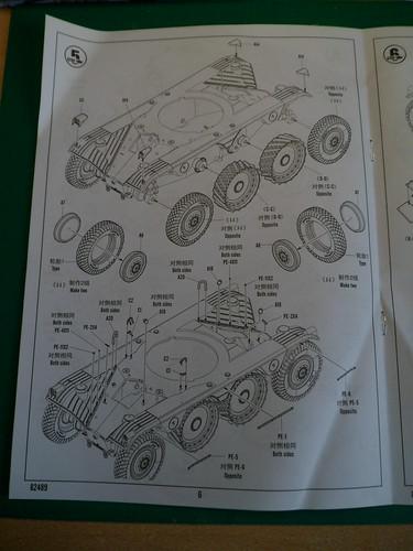 Ouvre-boîte EBR-10 Wheel reconnaissance vehicule [Hobbyboss 1/35] 27945071095_dfe797302e