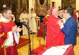 Polignano Mikael Virginio favale vescovo mimmo scagliusi don mauro