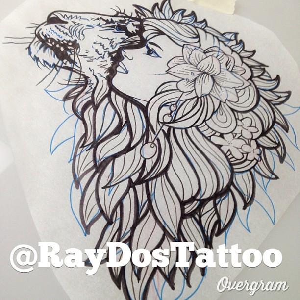 sketchin an ting sketch sketching drawing lion gypsy