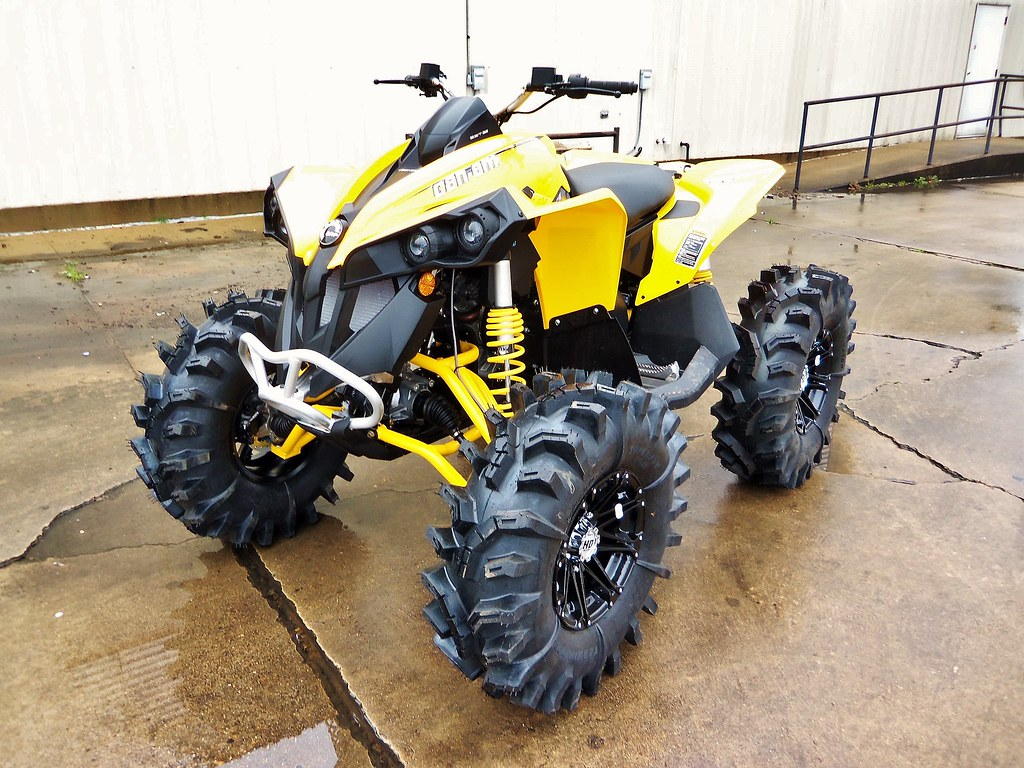 "Renegade 1000 CATVOS 6"" lift"