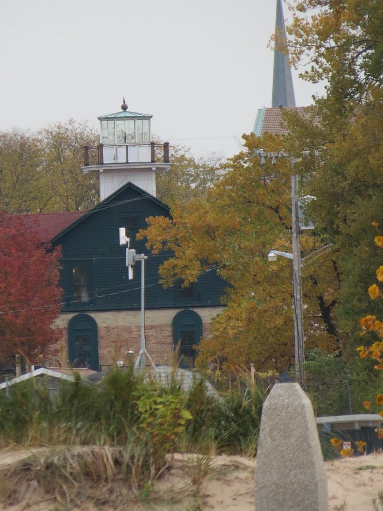 Old michigan city indiana lighthouse 1858 michigan city flickr for Olive garden michigan city indiana